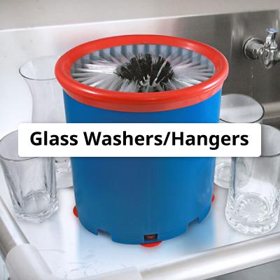 Glass Washers/Hangers