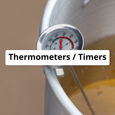 Thermometers/Timers