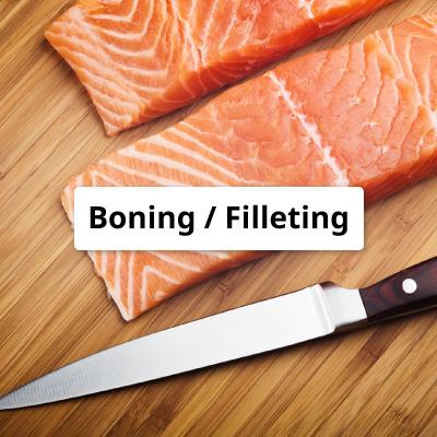 Boning/Filleting