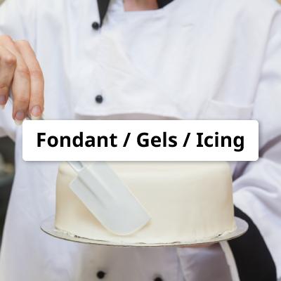 Fondant/Gels/Icing
