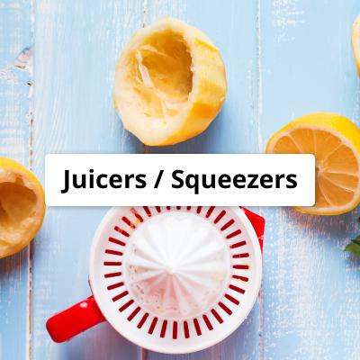 Juicers/Squeezers