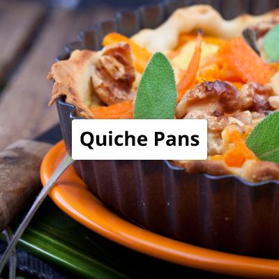 Quiche Pans